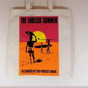 Handbags - ENDLESS SUMMER NAUTICAL BEACH TOTE BAG